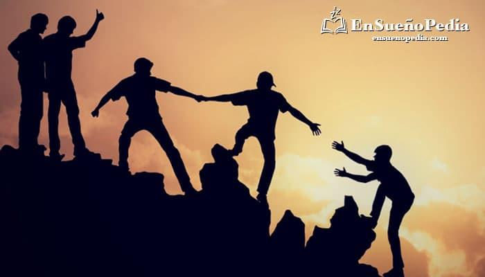 significado-sonar-con-amigos