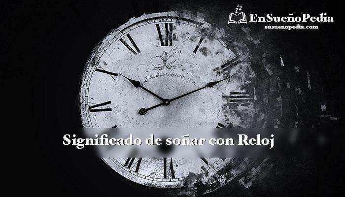 significado-de-sonar-con-reloj