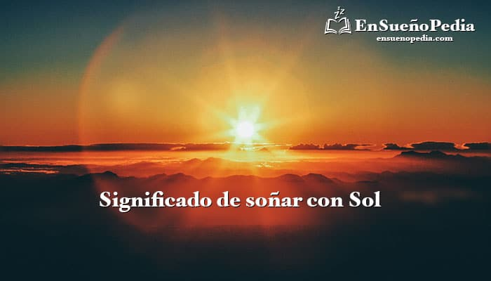 significado-sonar-con-sol