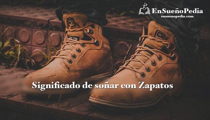 significado-de-sonar-con-zapatos