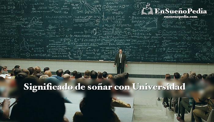 significado-de-sonar-con-universidad